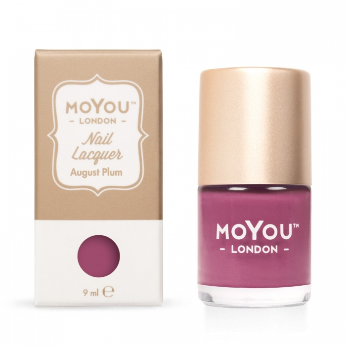 MoYou August Plum 0