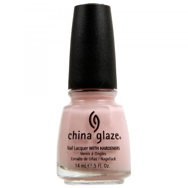 China Glaze Diva Bride