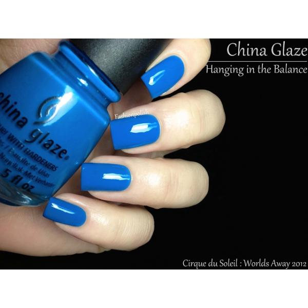 China Glaze Hanging in the Balance