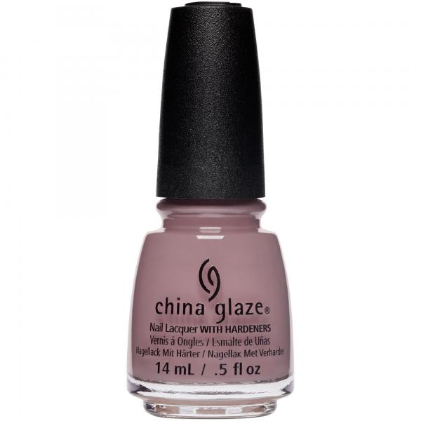 China Glaze Head to Taupe