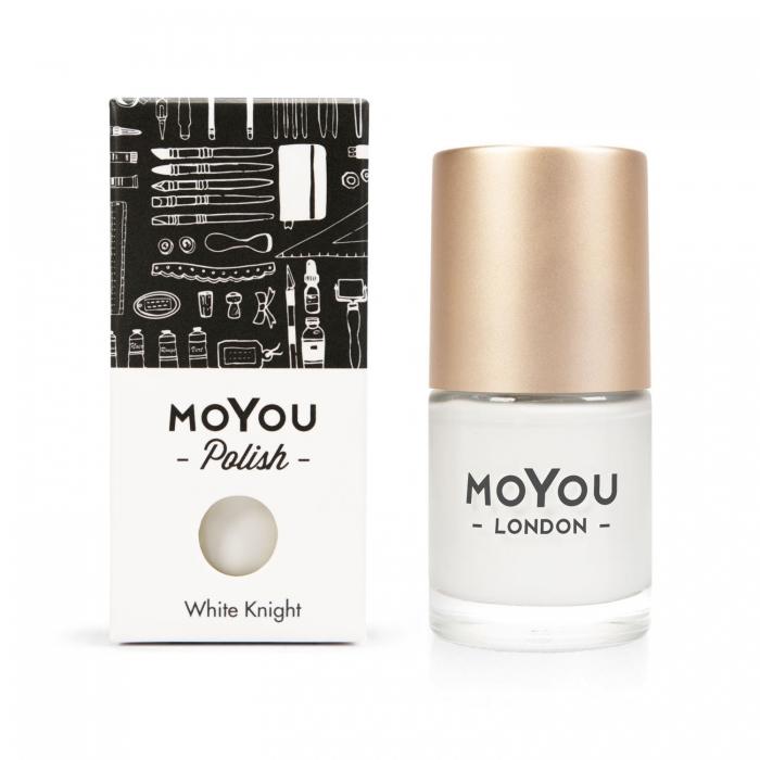 MoYou White Knight