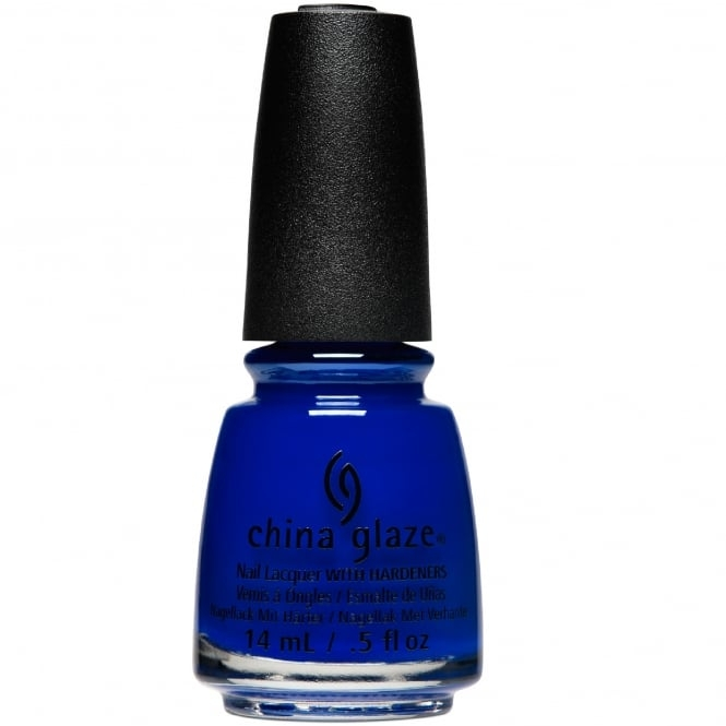China Glaze Simply Fa-Blue-Less