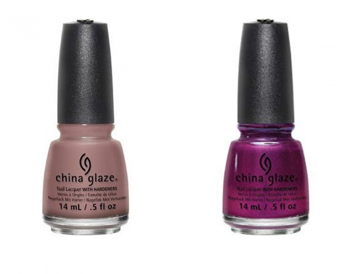 China Glaze My Lodge or Yours? + Better Not Pout 0