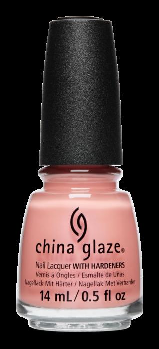 China Glaze Senora Flora