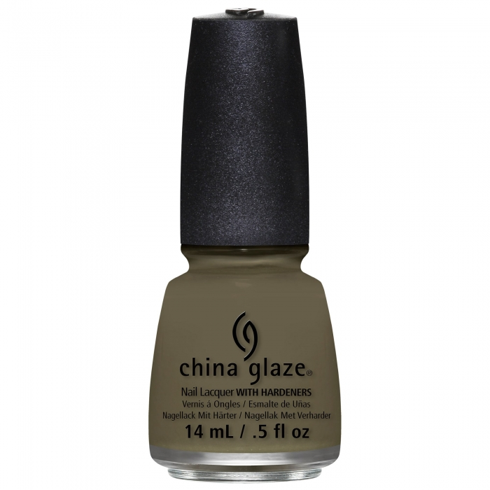 China Glaze Don't Get Derailed 0