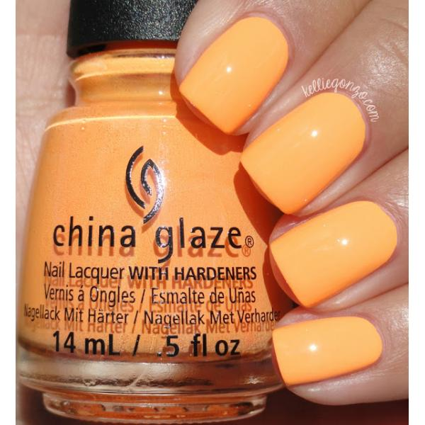 China Glaze None of Your Risky Business 1