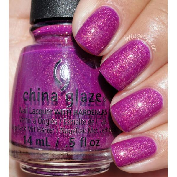 China Glaze We Got the Beet 1