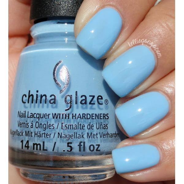 China Glaze Don't Be Shallow