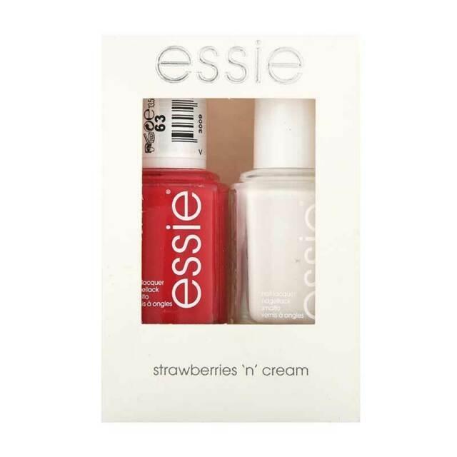 Essie Strawberries n' Cream Set 0
