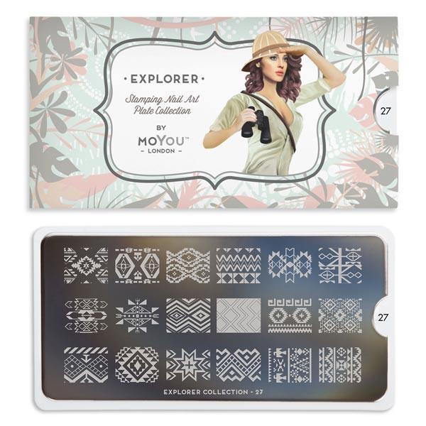 MoYou Explorer 27