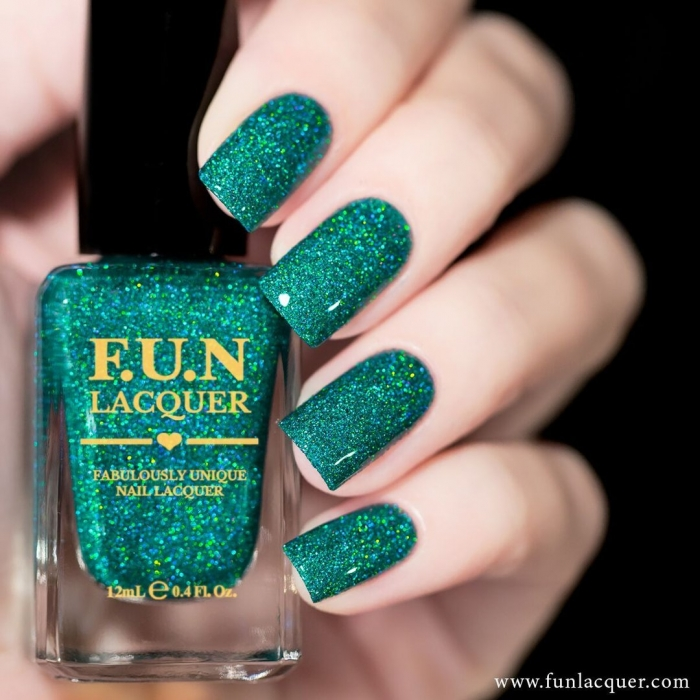 F.U.N Lacquer Lucky Girl 1
