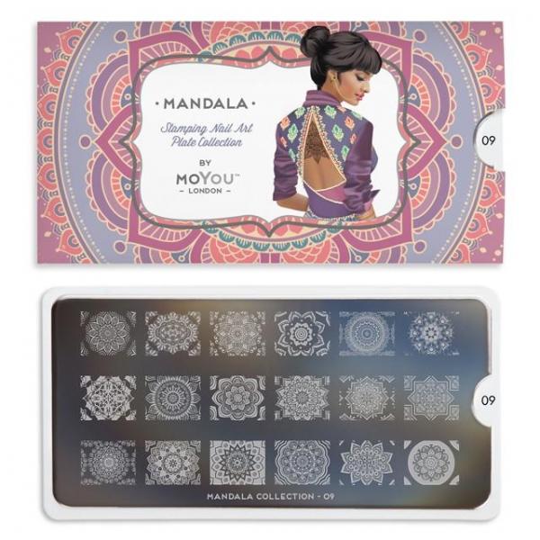 MoYou Mandala 09