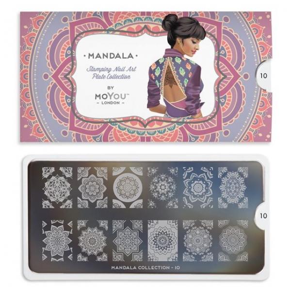 MoYou Mandala 10