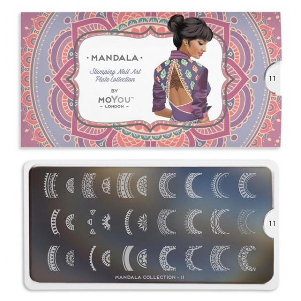 MoYou Mandala 11