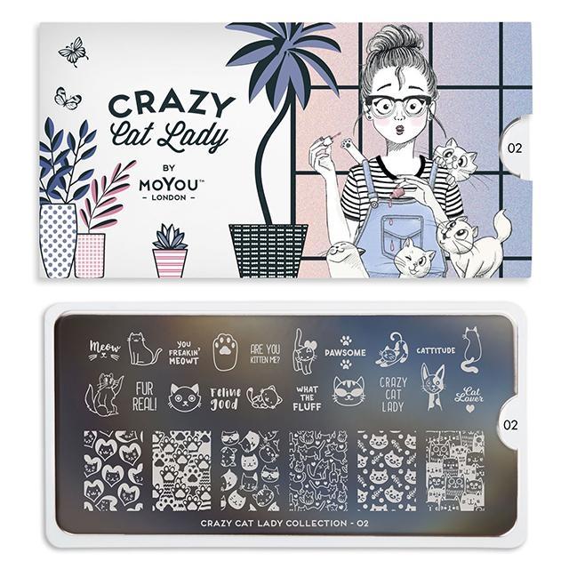 MoYou Crazy Cat Lady 02