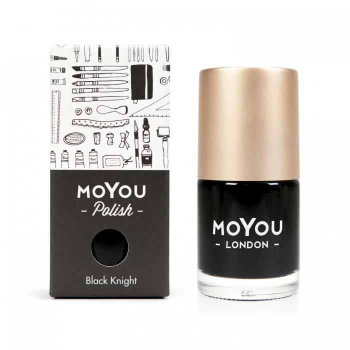 MoYou Black Knight