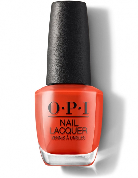 OPI A Red-vival City 0