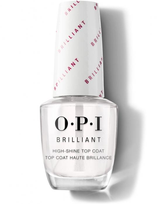 OPI Brilliant Top Coat 0