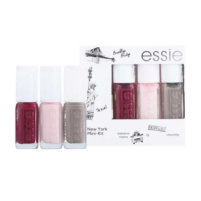 Essie New York Mini Kit 1