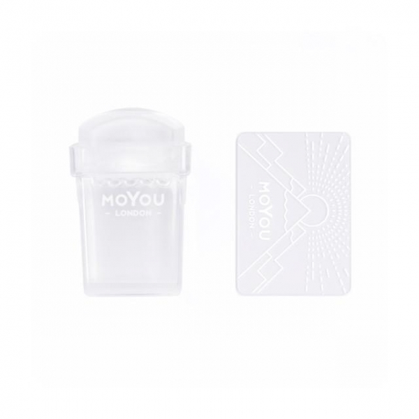 MoYou Rectangular Clear Stamper