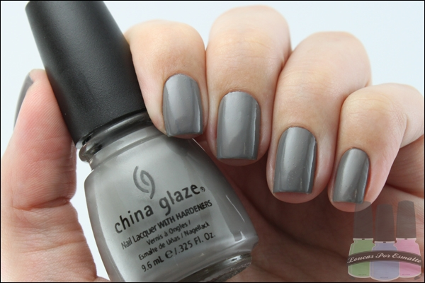 China Glaze Recycle