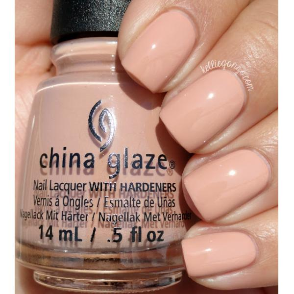 China Glaze Sorry I'm Latte