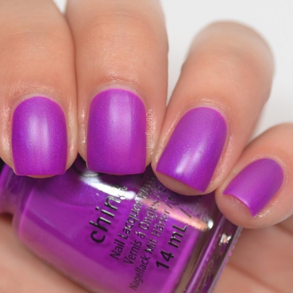 China Glaze Summer Reign 1