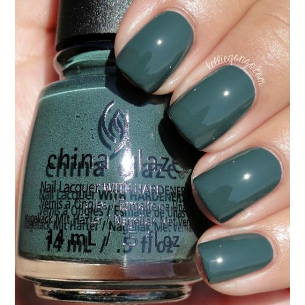 China Glaze Take a Hike