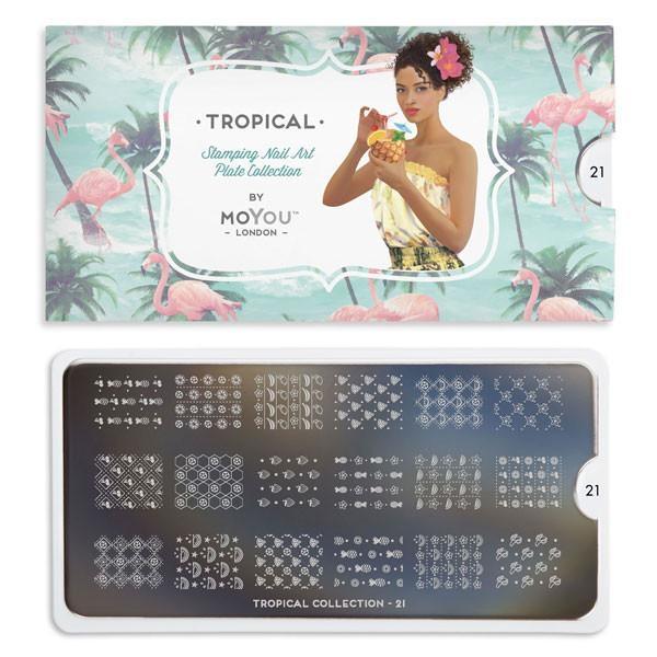 MoYou Tropical 21