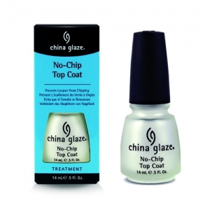 China Glaze No Chip